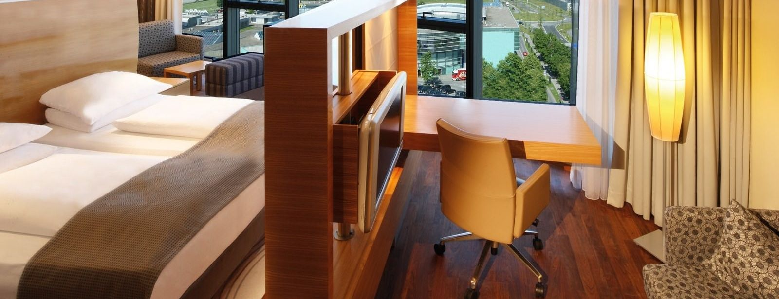 Four Points by Sheraton Panorama Hotel Dornbirn: Junior Suite