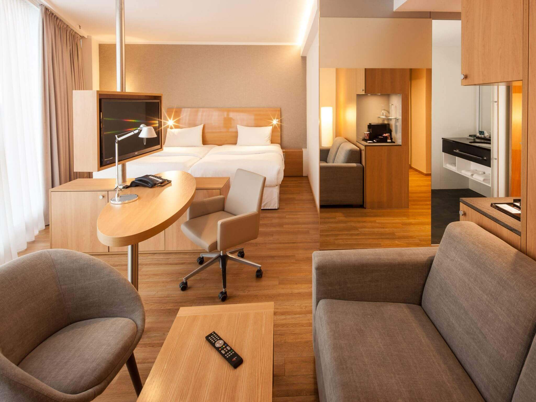 Hotelzimmer Dornbirn: Junior Suite